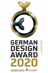 Výzva k účasti na GERMAN DESIGN AWARD 2020